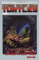 Teenage Mutant Ninja Turtles Colour Classics Volume 2 #5